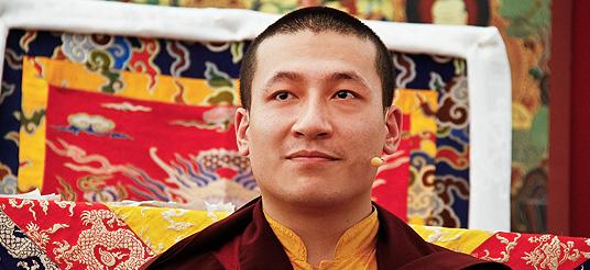 Karmapa 17 Trinley Thaye Dorje