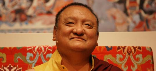 Shamar Rimpoche