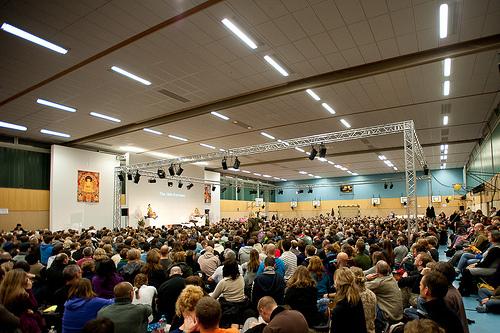 Lama Ole Curso Año Nuevo 2012 Hamburgo