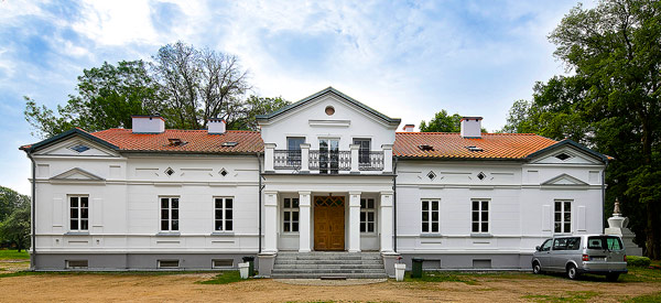 Centro de meditacion Camino del Diamante en Kuchary