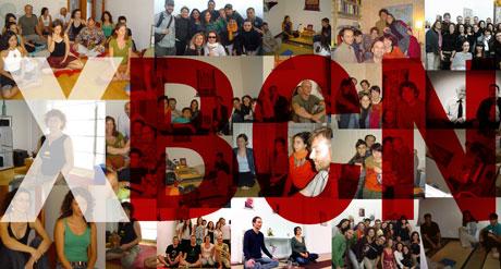 X años del Centro Budista en Barcelona