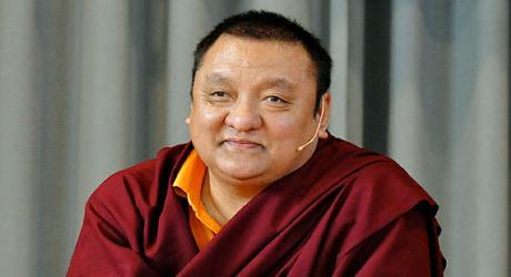 XIV Kunzig Shamar Rinpoche