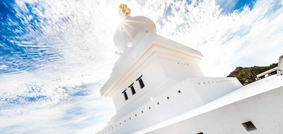 Stupa de Benalmadena