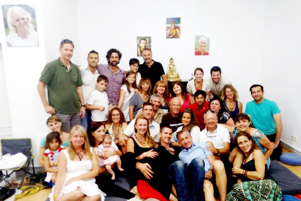 Grupo de Meditación en Marbella